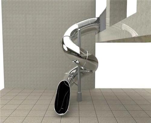 不锈钢全桶滑梯
